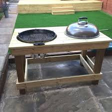 weber kettle table grill table best of grill cart woodworking projects plans of diy weber kettle weber kettle table miraculous kettle grill