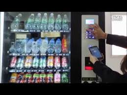 Cashless Vending Machines Extraordinary Vending Machine With Cashless Payment YouTube