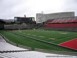 Nippert Stadium Section 117 Cincinnati Football