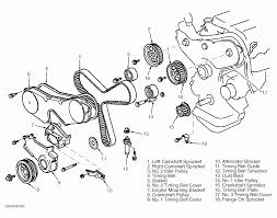 2000 toyota camry serpentine belt routing and timing belt diagrams rh humanehalifax