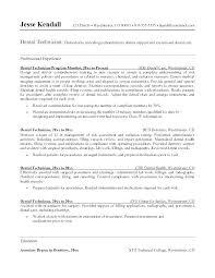 Objective For Resume Dental Assistant Objective For Resume Dental