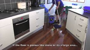 Best Mop For Kitchen Floor How To Mop A Floor Mini Clean Official Training Video Youtube