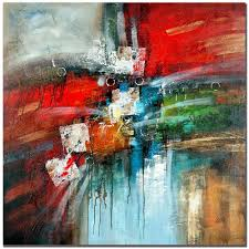 shop rio cube abstract iv medium canvas art on sale free shipping today overstock 5639028 on canvas wall art overstock with shop rio cube abstract iv medium canvas art on sale free