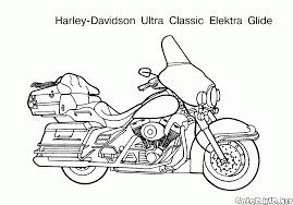 Disegni Da Colorare Moto Per Viaggi Con Disegni Moto Facili E