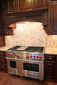 stone kitchen backsplash. Luxury Natural Stone Kitchen Backsplash W Mosaic Jobelius Floor Covering Comment Kitchener And Bath Sink Countertop