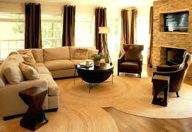 remarkable living room rug sets luxury round braided rugs with contemporary and brown furniture kitchen area