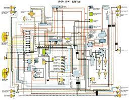 69 vw bug wiring diagram 1970 vw beetle wiring \u2022 wiring diagrams 1972 vw super beetle wiring diagram at Wiring Diagram For 1975 Vw Beetle