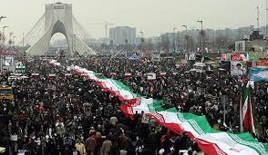 الانتصار الحتمي للجمهورية الاسلامية في ايران
