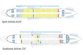 Seating Chart Southwest Airlines Www Bedowntowndaytona Com