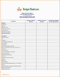 Budget Monthly Expenses Spreadsheet Household Expenses Spreadsheet Australia Sample Monthly