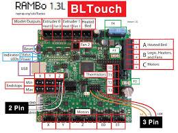 bltouch auto leveling sensor for 3d printers google