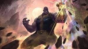 Avengers Thanos Wallpaper Hd