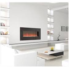 electric fireplace heater wall mount new bathroom