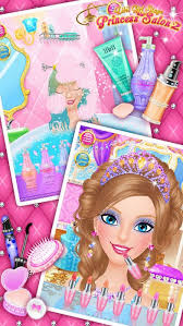 screenshots princess salon 2 makeup dressup spa and makeover s beauty from barbie makeup salon game