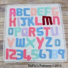 Crochet Letters Patterns Simple 48 Easy Ways To Crochet Letters Onto Blankets