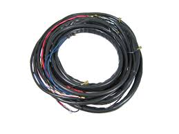 main wiring loom kit bus 64 67 vw products loom vw bus main wiring harness includes the wiring from the fuse box to the engine compartment and tail lights in the rear the vw bus wiring kit includes