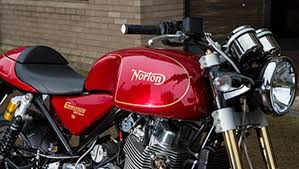 norton mando 961 cafe racer launched