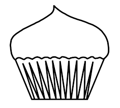 Small Picture Printable cupcake coloring pages for kids ColoringStar
