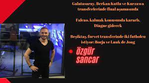Galatasaray, Kurzawa transferi, Beşiktaş Miguel Borja'yı transfer etmek  istiyor - YouTube