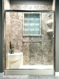 convert tub shower best bathtub roll in conversion kit walk tubs inside to kits decor the