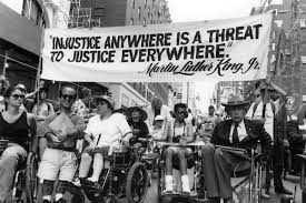 injustice anywhere is a threat to justice everywhere essay essay  disability rights are a human right rdquo minorities must join ldquodisability rights are a human rightrdquo injustice anywhere is a threat to justice