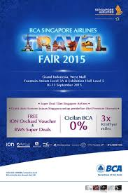 grand indonesia on twitter bca sq travel fair grand indonesia west mall lv 5 http t co kkolkq0vjc