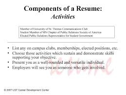 List Of Hobbies And Interests For Resume Resume List Of Interests To