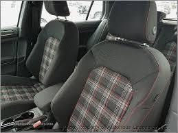 plaid car seat cover best of new 2018 volkswagen golf gti 2 0t 4 door se