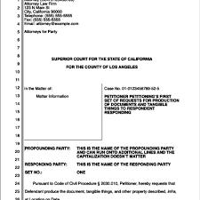 Pleading Paper In Word Pleading Paper California Iwork Lawyer
