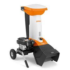 stihl gh460 petrol shredder garden