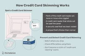 How Can I Charge Someones Credit Card How Does Credit Card Skimming Work