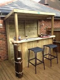 Diy Outdoor Patio Bar Outdoor Goods