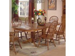 oak dining room sets. Oak Dining Room Sets Popular E C I Furniture Solid Table Pertaining To 28