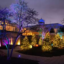 Franklin Park Zoo Lights Best Christmas Lights Displays In Ohio Ohio Girl Travels