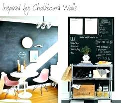 chalkboard wall decor colored paint hobby lobby fresh framed with basket b antique chalkboard wall