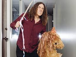 Comedy Album Charts Weird Al Tops The Charts With Mandatory Fun The First