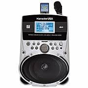 bose karaoke. karaoke usa sd516 portable mp3 lyric player with 3.2\ bose a