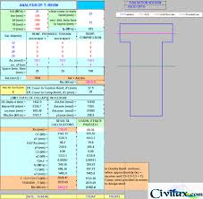 Rcc Column Design Ppt Design Of Rcc T Beams As Per Is 456 2000