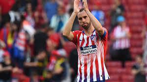 Atlético-Ikone Diego Godin verkündet unter Tränen seinen Abschied -  Eurosport