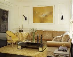 view in gallery gold is a hue that works well with mirrored furniture design jerry jacobs design