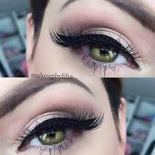 neutral eye makeup look