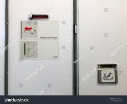 please lock door. How To Lock The Door. Slide (red Color) Please Door