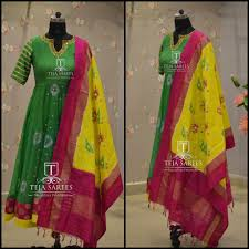 Designer Wear Sarees In Hyderabad Teja Sarees Hyderabad Phone 8790382382 In 2020 Long