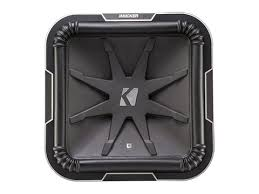 15 l7 subwoofer 4 ohm kicker®