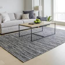mats inc sari silk and hemp dark gray area rug reviews wayfair