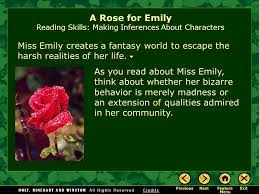 a rose for emily by william faulkner ppt video online 7 a
