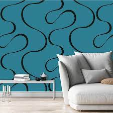 New Wall 3D Rich Design Embossed PVC ...