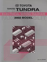 2002 toyota tundra wiring diagram manual original 2002 toyota tundra trailer wiring diagram 2002 Toyota Tundra Wiring Diagram #33