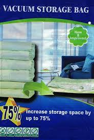 Amazon.com: 6 PACK Big Extra Large Space Saver Vacuum Storage Bags + ...