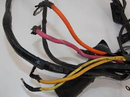 5 0 wiring harness solidfonts ford 1986 1995 5 0l fuel injection wiring harness std